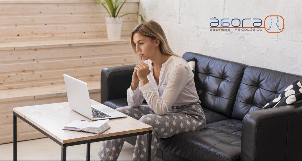 Terapia online - Ágora Psicólogos