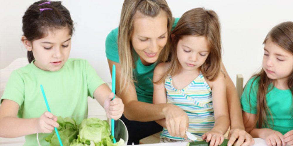 Prevención de la obesidad infantil y trastornos asociados