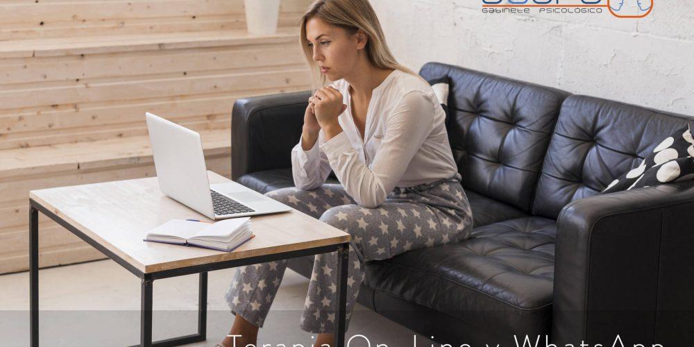 Terapia On-Line y sus ventajas
